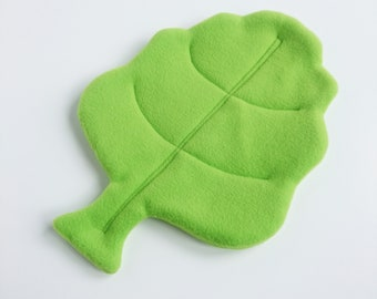 Lettuce Fleece Sleeping Mat with Absorbent Core for Guinea Pigs and other Small Pets