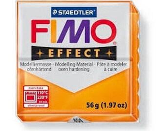 Translucent polymer orange No. 404 56gr