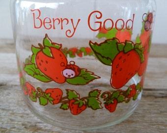 Strawberry Shortcake Jar American Greetings