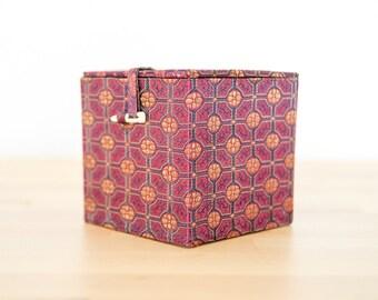 Vintage Silk Box • Brocade Lined Giftbox • Asian Jewelry Keepsake • Boyfriend Mens Giftwrap • Fancy Gift Wrap • Satin Chinese Cushion