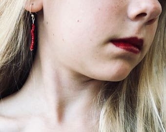Red Chile Earrings