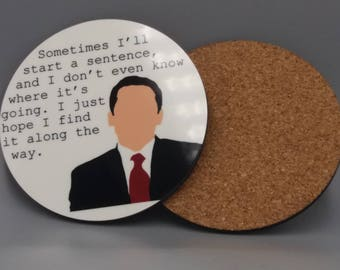 Office Coasters