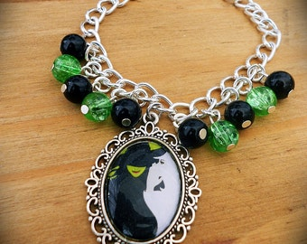 WICKED Musical Picture Bracelet