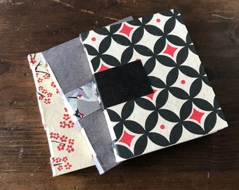 Mini notebooks 20 blank pages 9, 5 x 7, 5cm