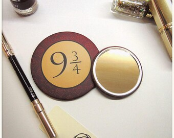 Pocket Mirror - Platform 9 3/4