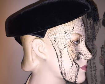 Vintage Pinehurst Lady's Fancy Hat