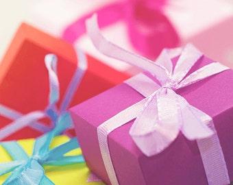 Add Gift Wrap!