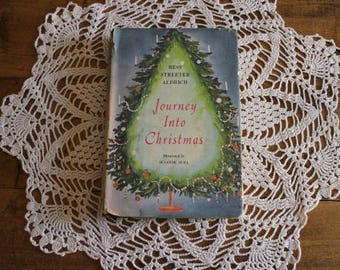 Journey Into Christmas Bess Streeter Aldrich Vintage Christmas Story Collection 1963