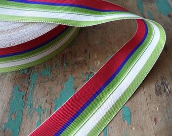 2 Yards Vintage Millinery Ribbon
