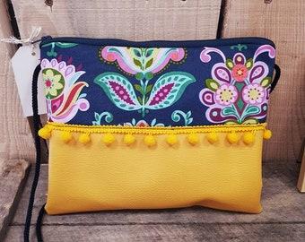 Helena clutch bag
