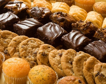 Gourmet baked goods combo