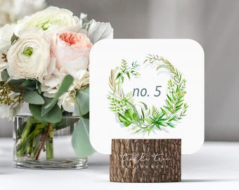 Wildwood - Table Numbers (Style 13787)