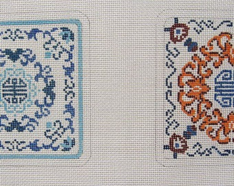 Coaster Needlepoint Designs