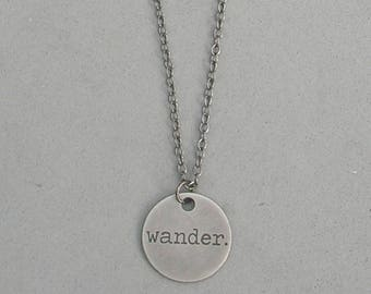 wander Necklace