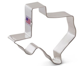 LARGE TEXAS Cookie Cutter