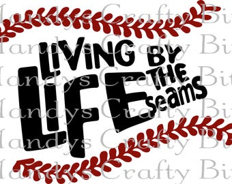 Digital file SVG Life by The Seams
