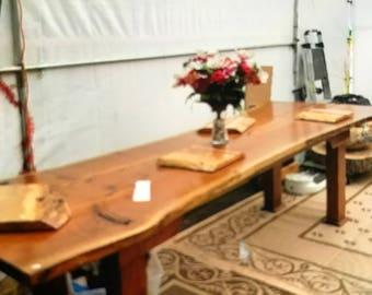 Walnut kitchen table etsy walnut table workwithnaturefo