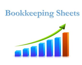 Bookkeeping Sheets