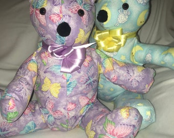 Custom Baby Teddy Bears