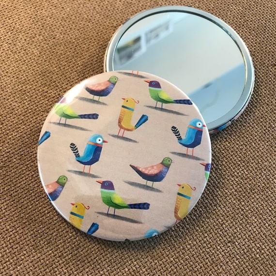 Little Birds - Pocket Mirror