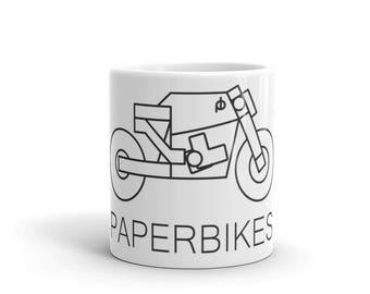 Paperbikes M3 Mug