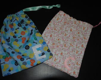 Pouch for storing those little treasures!