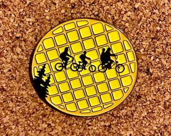 Stranger Things Moon Lapel Pin