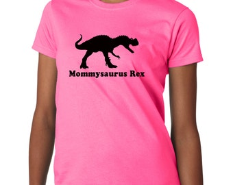 Dinosaur Tshirt Grandmother Birthday T Shirt Grandma Gift For