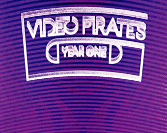 Video Pirates: Year One DVD