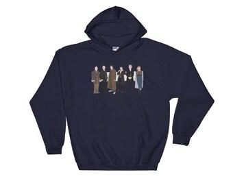 Doctor Who - Modern Doctor - Hooded Sweatshirt