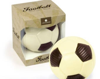 Football Chocolate; Funny and sweet gift for him; Father's Day gift;Birthday gift