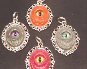 Dragon Eyeball Pendants