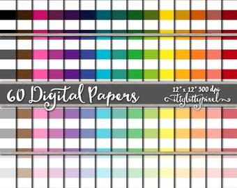 Nautical Stripe Scrapbook Paper, Stripe Scrapbooking Paper, Striped Digital Paper Nautical Paper Ocean Paper Stripe Paper Horizontal Stripes