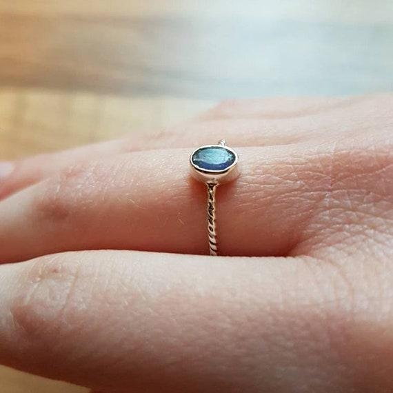 Labradorite 925 Silver Ring   Silver Ring   Gemstone Ring   Handmade Ring by Etsy