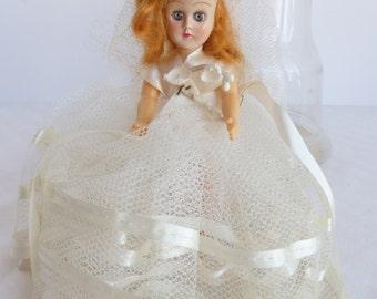 Vintage Bride Doll.