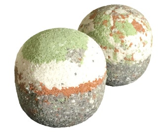 Arborist Man Bomb: A Bath Bomb For The Working Man - Free Shipping