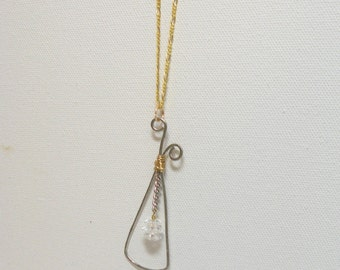 Gold and Silver-tone Necklace