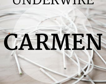 Carmen Bra-Underwires! 1 pair Sizes 34 - 46
