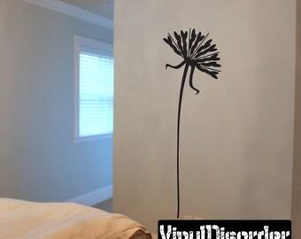 Dandelion Vinyl Wall Decal Or Car Sticker - Mv011ET