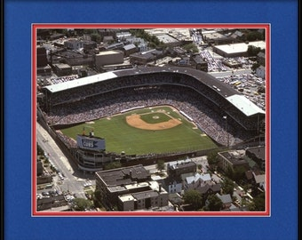 Chicago Cubs Wall Art - Wrigley Home Game
