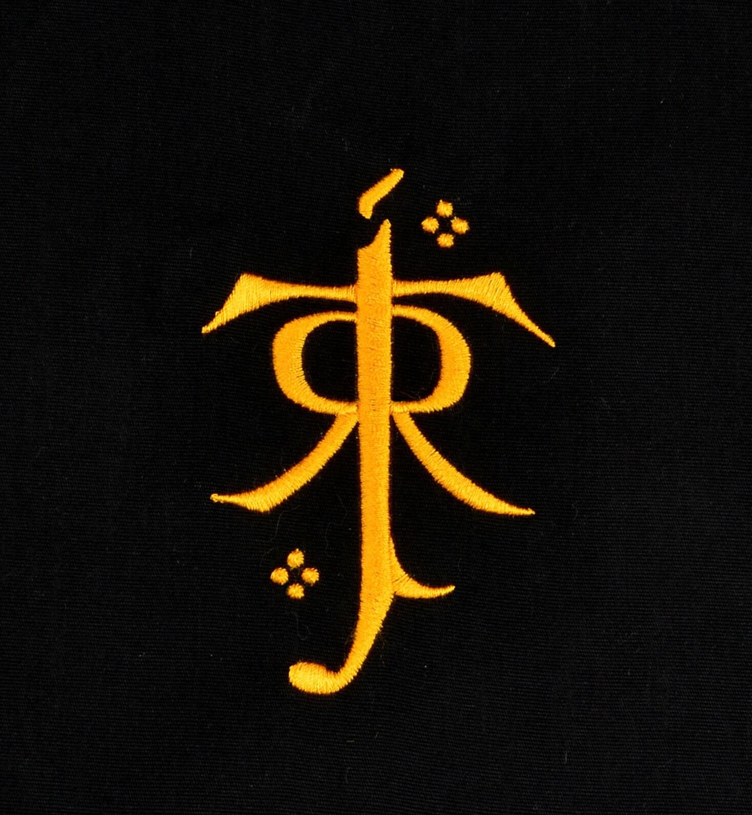 Tolkien symbol 4x4 machine embroidery design zoom biocorpaavc Choice Image