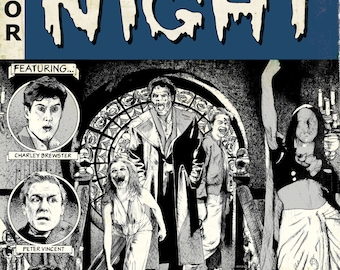 Welcome to Fright Night ... For Real!