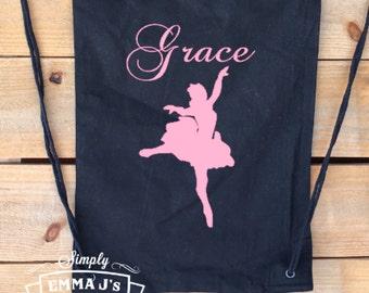 Backpack, sports bag, shoe bag, ballet, ballet bag, custom backpack, ballet dancer