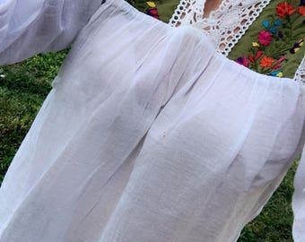 Handmade 100% Cotton Blouses (exquisite designs)