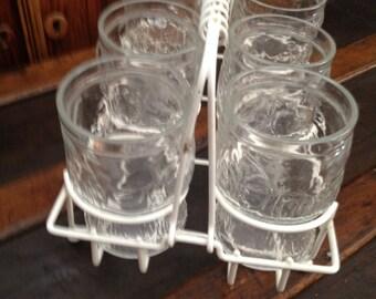 lemonade glass set 70 years