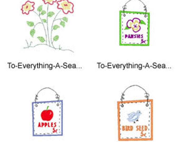 To-Everything-A-Season-Applique-5x7 ( 12 Machine Embroidery Designs from ATW ) XYZ17E