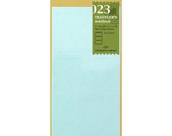 TN Accessory - Regular Size - 023 Film Pocket Sticker