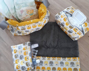 Diaper pouch Nomad