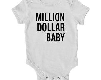 Million Dollar Baby Onesie