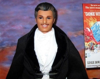 Hollywood Legends Rhett Butler Ken doll by Mattel #12741 from Gone with the Wind